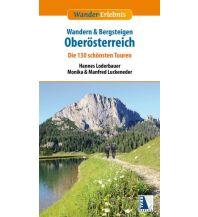 Wanderführer Wandern und Bergsteigen in Oberösterreich Kral Verlag