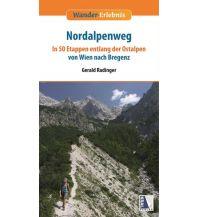 Weitwandern Wander-Erlebnis Nordalpenweg Kral Verlag