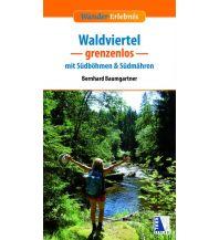 Wanderführer Wander-Erlebnis Waldviertel grenzenlos Kral Verlag
