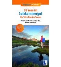 Wanderführer Wander-Erlebnis 76 Seen im Salzkammergut Kral Verlag