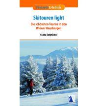 Skitourenführer Österreich Freizeit-Erlebnis Skitouren light in den Wiener Hausbergen Kral Verlag