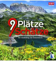 Bildbände 9 Plätze -  9 Schätze (Ausgabe 2016) Kral Verlag