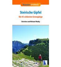 Wanderführer Wander-Erlebnis Steirische Gipfel Kral Verlag