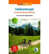 Mountainbike-Touren - Mountainbikekarten Die schönsten Mountainbiketouren im Salzkammergut Kral Verlag