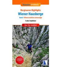 Wanderführer Bergtouren-Highlights Wiener Hausberge, Band 1 Kral Verlag
