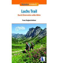 Weitwandern Wander-Erlebnis Luchs Trail Kral Verlag