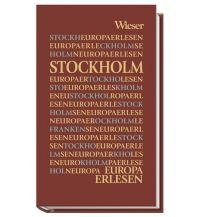 Reiseführer Europa Erlesen Stockholm Wieser Verlag Klagenfurt