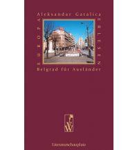 Reiseführer Belgrad für Ausländer Wieser Verlag Klagenfurt