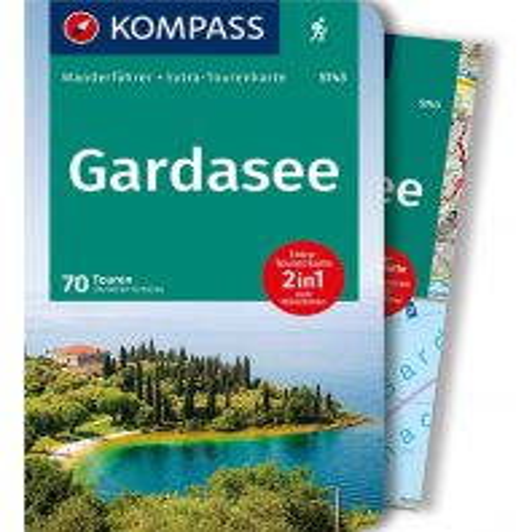 Wanderführer Kompass-Wanderführer 5743, Gardasee Kompass-Karten GmbH
