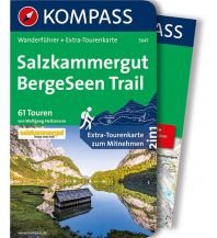 Weitwandern Salzkammergut BergeSeen Trail Kompass-Karten GmbH