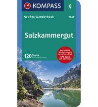 Wanderführer Kompass Großes Wanderbuch 1632, Salzkammergut Kompass-Karten GmbH