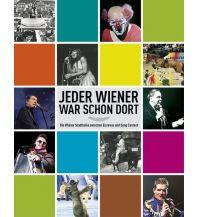 Bildbände Jeder Wiener war schon dort metro - verlagsbüro w. gmbh.