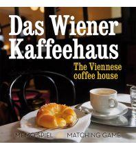 Reiseführer Das Wiener Kaffeehaus Memo Spiel / Matching Game metro - verlagsbüro w. gmbh.