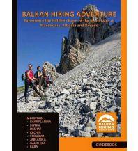 Wanderführer Balkan Hiking Adventure Macedonian Association of International Mountain Leaders