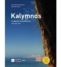 Sportkletterführer Südosteuropa Kálymnos Climbing Guidebook Terrain klf