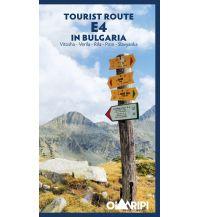 Weitwandern Tourist Route E4 in Bulgaria Oilaripi
