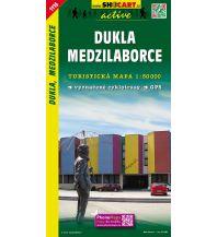 Wanderkarten Slowakei SHOcart WK 1116 Slowakei - Dukla - Medzilaborce 1:50.000 Shocart