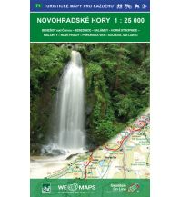 Wanderkarten Niederösterreich Geodézie-Karte 71, Novohradské hory/Gratzener Bergland 1:25.000 Geodezie CS Digitalni Kartografie