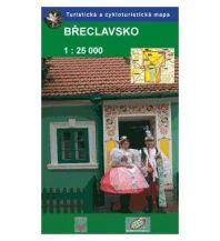 Wanderkarten Geodezie WK 21 Tschechien - Breclavsko 1:25.000 Geodezie CS Digitalni Kartografie