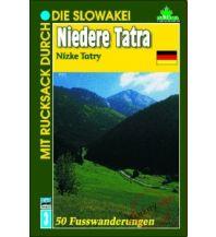 Wanderführer Wanderführer 3, Niedere Tatra/Nízke Tatry DAJAMA Vydavatel'stvo