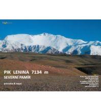 Wanderkarten Asien Kleslo-Trekkingkarte Pik Lenin (Kirgisistan/Tadschikistan) Eigenverlag Michal Kleslo