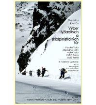 Skitourenführer Karpaten Výber lyžiarskych a skialpinistických túr Tatrica