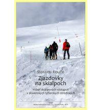 Skitourenführer Karpaten Zjazdovky na skialpoch Tatrica