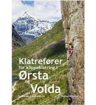 Kletterführer Klatrefører for klippeklatring i Ørsta og Volga Vertical Life