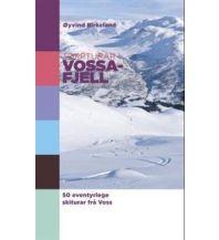 Skitourenführer Skandinavien Toppturar i Vossafjell Fri Flyt AS