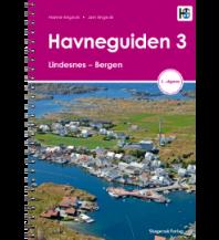 Revierführer Meer Skagerrak Forlag - Havneguiden 3: Lindesnes - Bergen Skagerrak Forlag