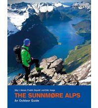 Skitourenführer Skandinavien The Sunnmøre Alps - An Outdoor Guide Fri Flyt AS