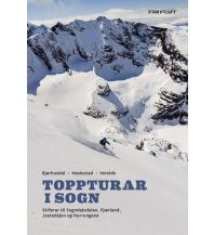 Skitourenführer Skandinavien Toppturar i Sogn/Skitouren gehen in Westnorwegen Fri Flyt AS
