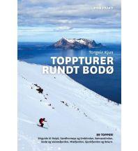 Skitourenführer Skandinavien Toppturer rundt Bodø Fri Flyt AS