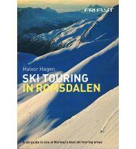 Skitourenführer Skandinavien Ski Touring in Romsdalen Fri Flyt AS
