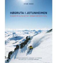 Skitourenführer Skandinavien Høgruta i Jotunheimen Fri Flyt AS