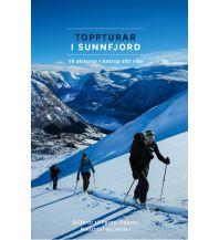 Skitourenführer Skandinavien Toppturar i Sunnfjord Fri Flyt AS