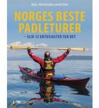 Kanusport Norges beste Padleturer Cappelens