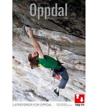 Kletterführer VPG-Kletterführer/Klatrefører for Oppdal Vertical Playground