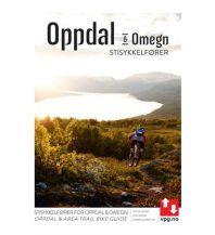 Mountainbike-Touren - Mountainbikekarten VPG-Mountainbikeführer Oppdal & Umgebung Vertical Playground