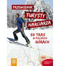 Skitourenführer Karpaten Przewodnik turysty narciarza - 50 tras w polskich górach Topkart