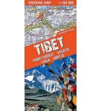 Wanderkarten Himalaya Tibet terraQuest