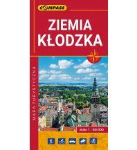 Compass Polen Mapa Turystyczna, Ziemia Klodzka/Glatzer Land 1:50.000 Compass