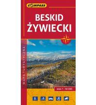 Wanderkarten Polen Compass Polen Mapa Turystyczna, Beskid Żywiecki 1:50.000 Compass
