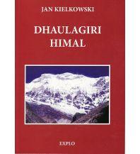 Wanderführer Kielkowski Jan - Dhaulagiri Himal Explo Publishers