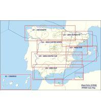 Flugkarten ICAO Luftfahrtkarte Spanien: GC Canarias 1:500.000 Edition 2017 Eisenschmidt