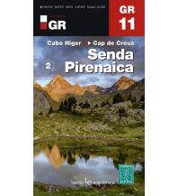 Wanderkarten Spanien Editorial Alpina-Kartenset GR 11 - Senda Pirenaica Editorial Alpina