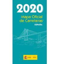 Straßenkarten Spanien Mapa oficial de carreteras de España/Spanien 2020, 1:300.000 Direccion General del Instituto Geografico Nacional