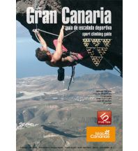 Sportkletterführer Südwesteuropa Gran Canaria Guía de Escalada Ediciones Desnivel