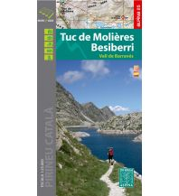 Wanderkarten Spanien Editorial Alpina Map & Guide E-25, Tuc de Molières, Besiberri 1:25.000 Editorial Alpina