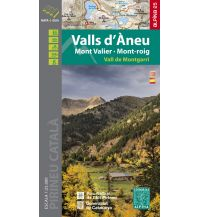 Wanderkarten Spanien Editorial Alpina Map & Guide E-25, Valls d'Àneu 1:25.000 Editorial Alpina